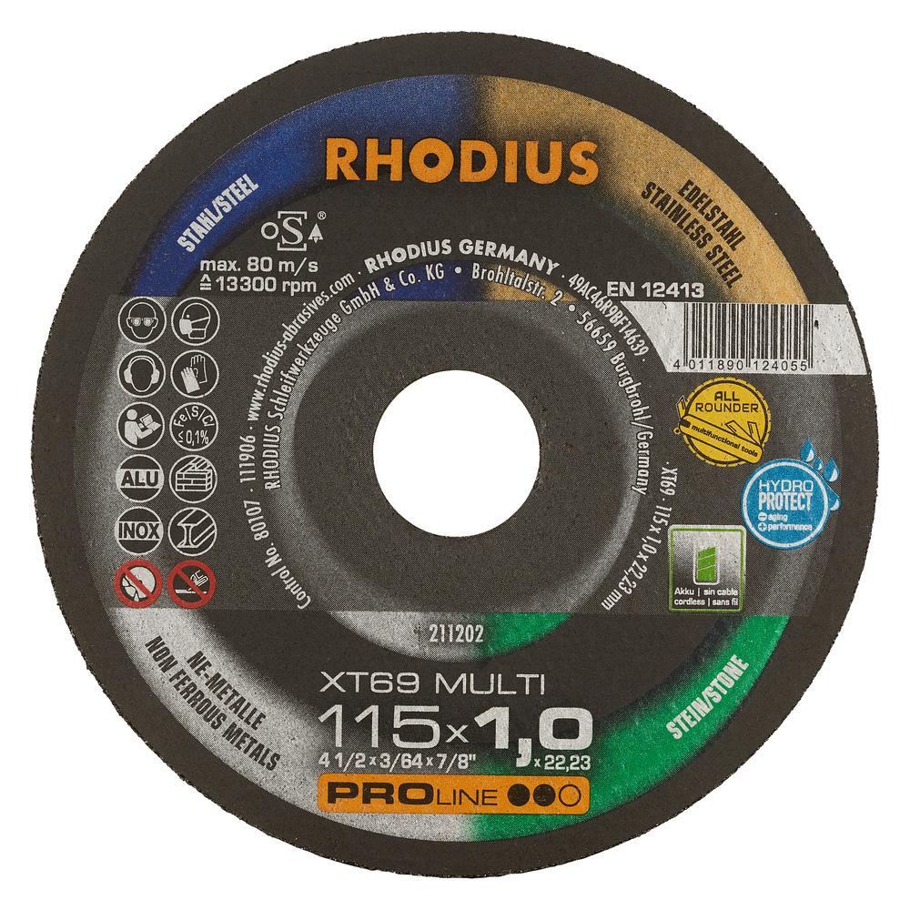 Rhodius XT69 Multi